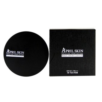 Harga April Skin Magic Snow Cushion #23 (Natural Beige)