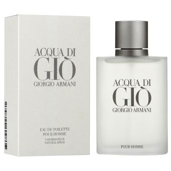 Harga Giorgio Armani Acqua Di Gio EDT for Men 100ml