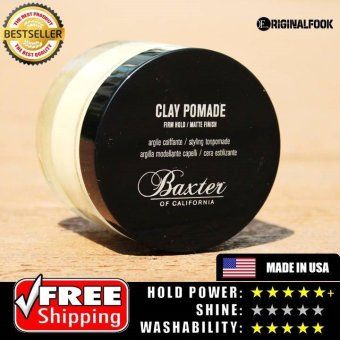 Harga Baxter Of California Clay Pomade