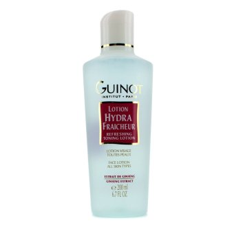 Harga Guinot Refreshing Toning Lotion (New Packaging) 200ml/6.7oz (EXPORT)