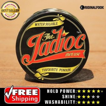 Harga Jadioc Strong Hold Water Based Pomade 114g