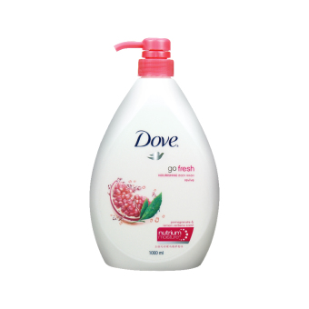Harga Dove Go Fresh Revive Bodywash 1L