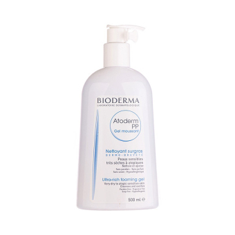 Harga Bioderma Atoderm PP Ultra-Rich Foaming Gel (Very Dry to Atopic Sensitive Skin) 500ml