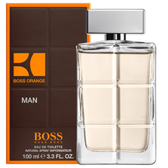 Boss Orange Eau De Toilette Sp 100ml