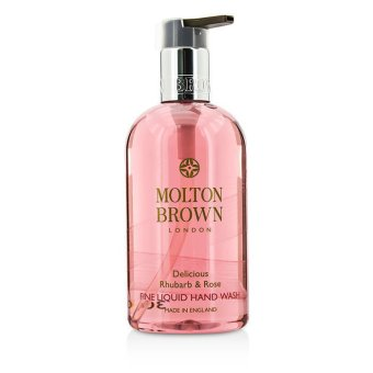 Harga Molton Brown Delicious Rhubarb and Rose Fine Liquid Hand Wash 300ml/10oz (EXPORT)