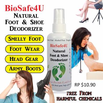 Harga Natural Foot & Shoe Deodorizer