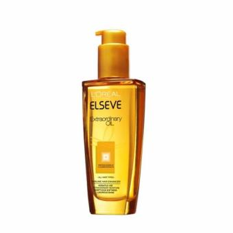 Harga L'Oreal Paris Elseve Extraordinary Oil Gold 100ml