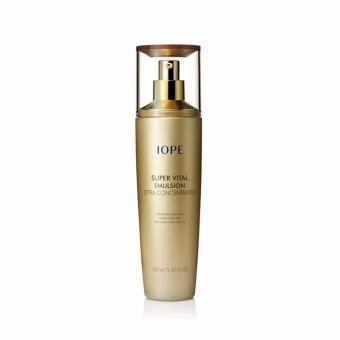 Harga [IOPE] SUPER VITAL Emulsion Extra Concentrated 150ml - intl