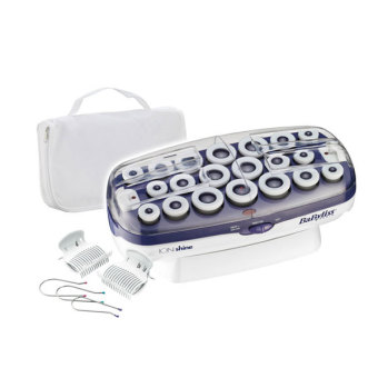 Harga Babyliss 3026BK ION Shine Ceramic Heating Roller Set (EXPORT)