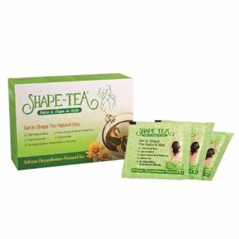 Harga SHAPE TEA® Slimming Tea – Detox And Shape In Style (25 Sachets)