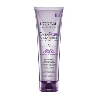 Harga L'Oreal Paris Everpure Volume Shampoo (250ml)