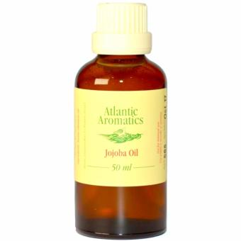 Atlantic Aromatics Jojoba Oil - Organic & Cold Pressed - 50mL