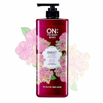 Harga On The Body Body Wash Sweet Love(Red) 500ml
