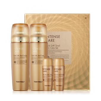 Harga Intense Care Gold 24K Snail Skin Care Set