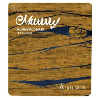 Harga APRIL SKIN MUMMY MUD MASK 1'S