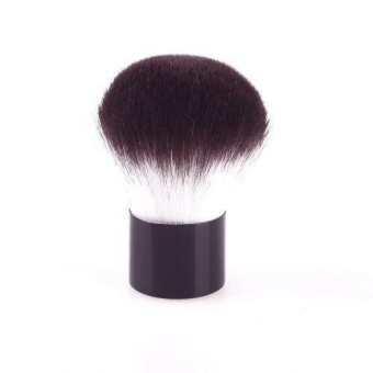 Harga Hight Quality Store New Woman Beauty Kabuki Face Blush Brush green
