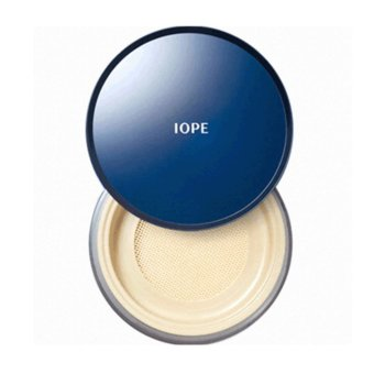 Harga ★IOPE★Perfect Skin Powder SPF25PA+++ [No.1 Light Beige] - intl