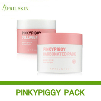 Harga April Skin Pinky Piggy Carbonated Pack 100g (Intl)