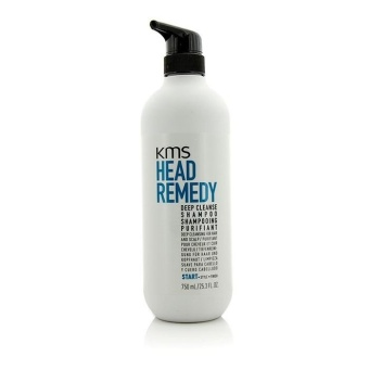 KMS California Head Remedy Deep Cleanse Shampoo (Deep Cleansing For Hair and Scalp) 750ml/25.3oz - intl