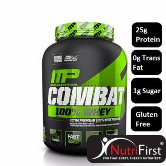 Musclepharm Combat 100% Whey 5 LBS (Chocolate Milk)