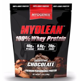 Myogenix Myolean 100% Whey 5 lbs Chocolate
