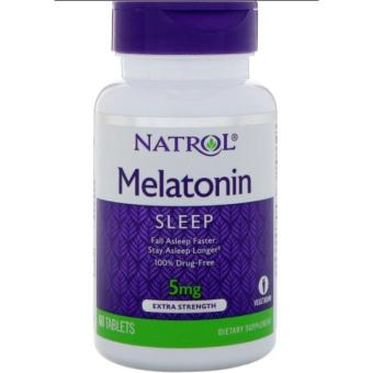 Natrol Melatonin Time Release 5mg - 100 Tablets