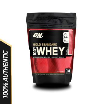 Optimum Nutrition Gold Standard Whey 1 lb - Delicious Strawberry