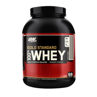 Optimum Nutrition Gold Standard 100% Whey 5 lbs Cookies and Cream