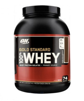 Harga OPTIMUM NUTRITION Gold Standard Whey Chocolate Coconut 5 lbs