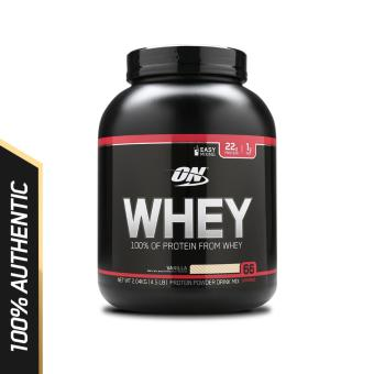 Optimum Nutrition Whey 4.5 lbs - Vanilla