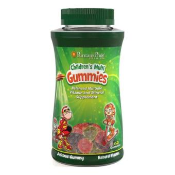Puritan's Pride Children's Multivitamins & Minerals Gummies 60 Gummies / Item #015112