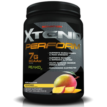 Scivation Xtend(R) Perform(TM) (44 Servings) - Mango