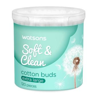 Soft & Clean & Extra Large Cotton Buds