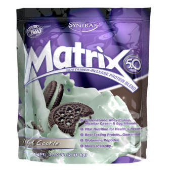 SYNTRAX Matrix 5.0 Mint Cookie 5lb
