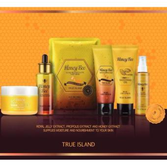 (TRUE ISLAND) HONEY BEE VENOM MULTI SOLUTION CREAM - COCOMO