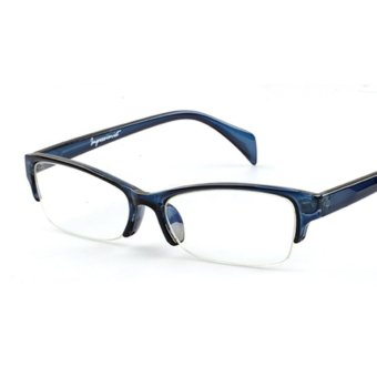 Harga Radiation proof glasses anti blue anti fatigue anti myopia spectacles and trend of computer goggles - intl