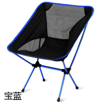 Harga Folding Portable Chairs(blue)