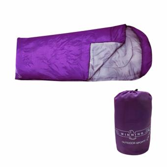 Harga Winning Camping Sleeping Bag (Single)