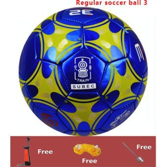 Soccer Football Regular soccer ball 3 Outdoor soccer Indoor soccer Outdoor Football intl