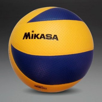 Harga Mikasa MVA 200 Volleyball Soft PU Volley Ball - intl