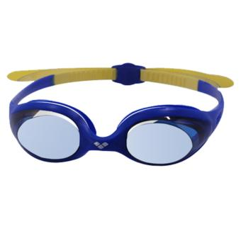 Harga Arena AGG410JM Junior Mirror Swim Goggle (Blue)