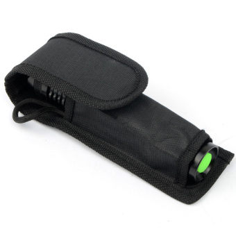 Harga Flashlight Torch Holster Cover Bag Fits Torches Black C8 Pouch MS - Intl
