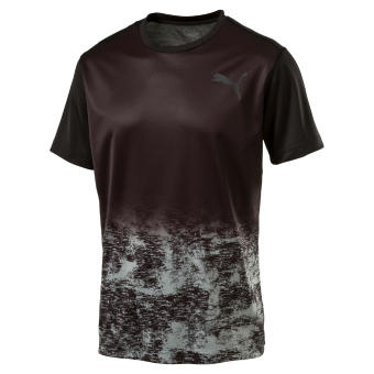 Harga Puma ESSENTIAL TECH TEE Puma Black