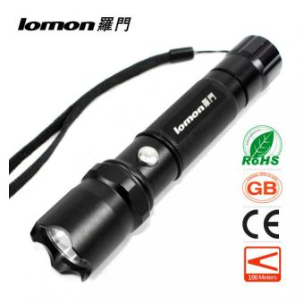 LED Flashlight 3 Modes Handy Portable Torch Pocket Flash Light Super Bright Outdoor Sports Lighting Rechargeable Battery Lamp Gift Present