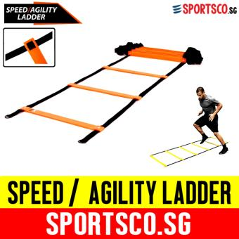 Harga SPORTSCO 10-Meters Speed Agility Ladder (20-Rungs) (SG)