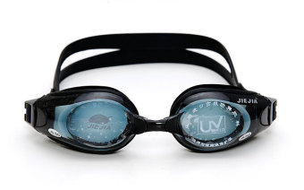 Harga Jiejia Jia Jie goggles/myopia swimming goggles opt1003 200 to 900 degrees