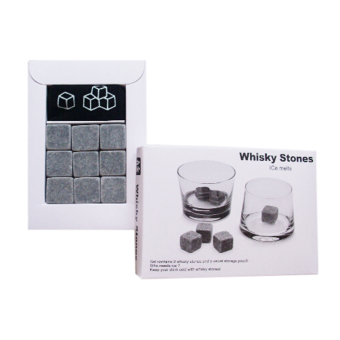 Harga 100% Natural Whiskey stones 9 pcs Set sipping whiskey stones to stone Whiskey Whisky Whisky christmas rock Favor wedding gift Bar