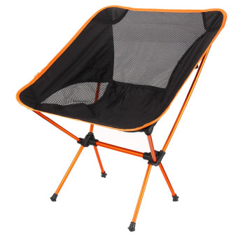 Harga Folding Portable Chairs(orange)