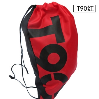 Harga Bike bag riding Package Travel Pouch shoulder bag beam port bag portable drawstring bag finishing bag