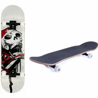 Maple Skateboard 31 inch (Red Band Skates) / Maple Board / Skate Scooter / Scooters Electric